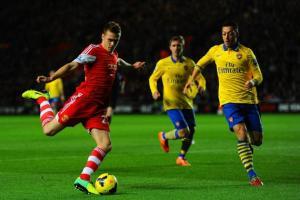 Chambers er á leið til Arsenal. Schneiderlin hugsanlega líka.