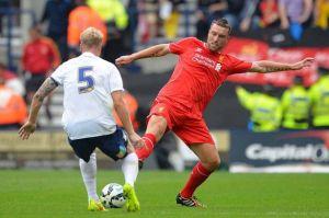 Rickie Lambert: Liverpool's number 9!