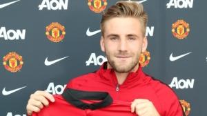 Luke Shaw var keyptur á slatta pening til Man Utd