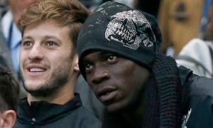 Lallana og Balotelli eiga enn eftir að vera í hóp hjá Liverpool