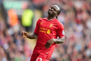 Victor Moses skildi ekki mikið eftir sig hjá Liverpool